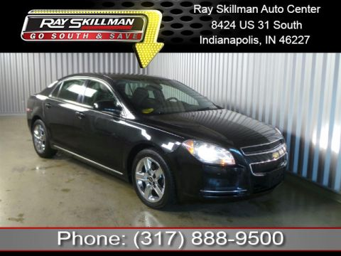 Pre-Owned 2010 Chevrolet Malibu LT w/1LT FWD Sedan