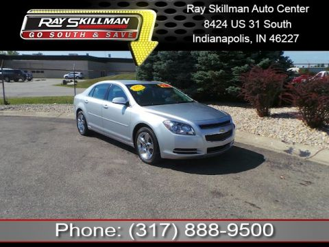 Pre-Owned 2009 Chevrolet Malibu LT FWD Sedan