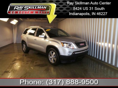 Pre-Owned 2010 GMC Acadia SLT-1 FWD SUV