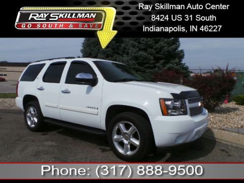 Pre-Owned 2008 Chevrolet Tahoe LTZ 4WD