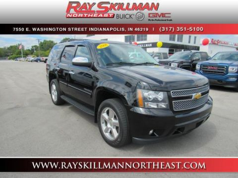 Pre-Owned 2008 Chevrolet Tahoe 4WD 4dr 1500 LT w/1LT 4WD