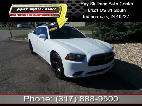 Pre-Owned 2014 Dodge Charger R/T RWD Sedan