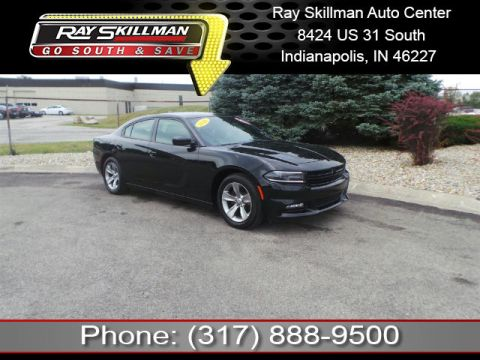 Pre-Owned 2016 Dodge Charger SXT RWD Sedan