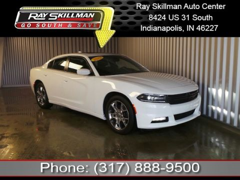 Pre-Owned 2015 Dodge Charger SXT AWD