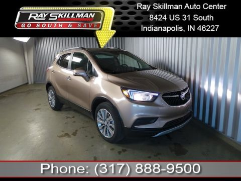 New 2018 Buick Encore Preferred FWD SUV