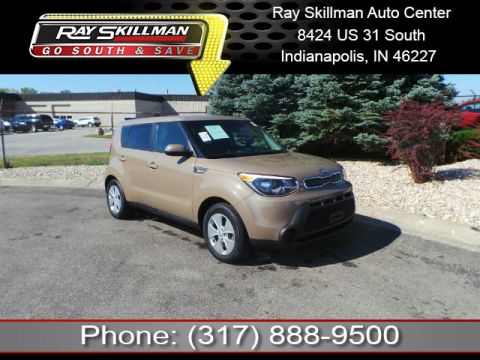 Pre-Owned 2014 Kia Soul BASE FWD Hatchback