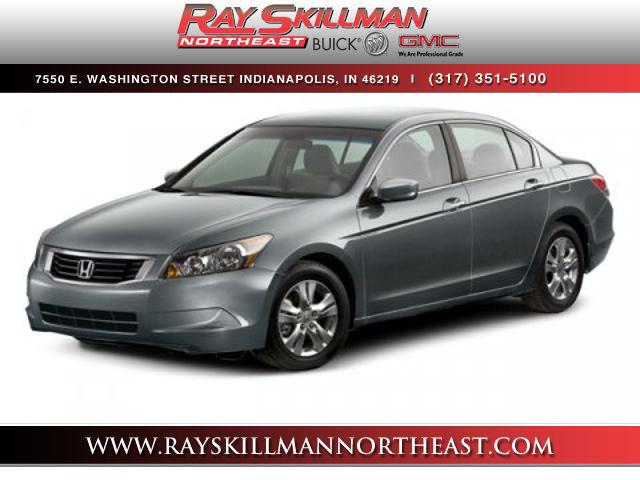 Pre-Owned 2009 Honda Accord 4dr I4 Auto LX-P