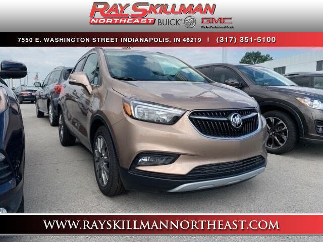Pre-Owned 2019 Buick Encore FWD 4dr Sport Touring
