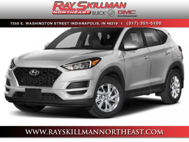 Pre-Owned 2020 Hyundai Tucson Value FWD