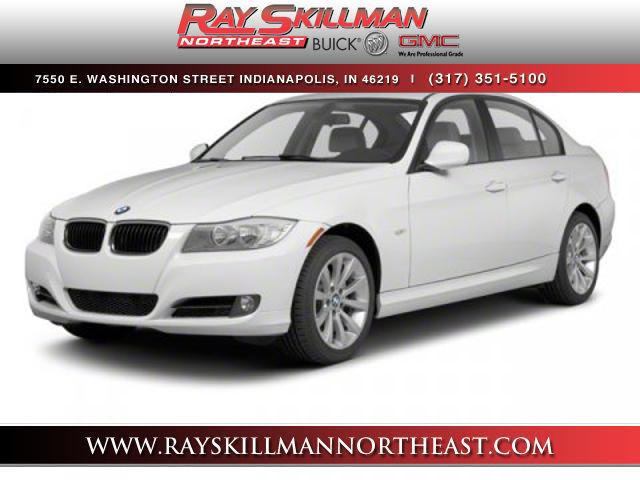 Pre-Owned 2010 BMW 3 Series 4dr Sdn 328i xDrive AWD