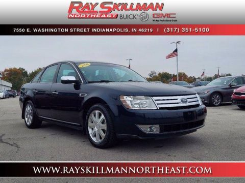 Pre-Owned 2008 Ford Taurus 4dr Sdn Limited FWD