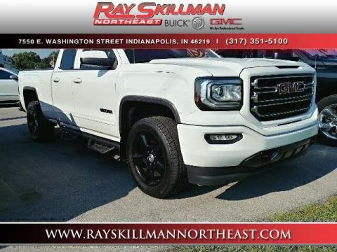 Pre-Owned 2017 GMC Sierra 1500 2WD Double Cab 143.5