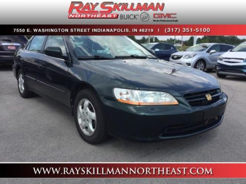 Pre-Owned 1999 Honda Accord 4dr Sdn EX Auto