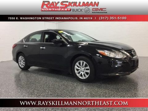 Pre-Owned 2017 Nissan Altima 2017.5 2.5 S Sedan